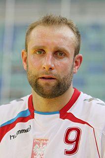 Artur Siódmiak Polish handball player