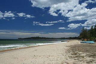 Arugam Bay Town in Eastern, Sri Lanka