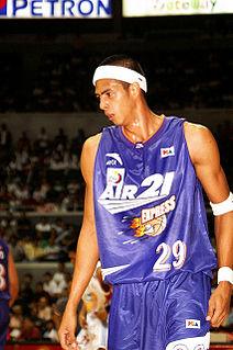 Arwind Santos Filipino basketball player