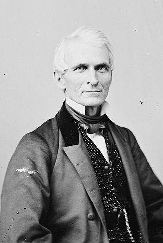 Iowa's 6th congressional district - Image: Asahel Wheeler Hubbard cropped