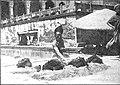 Ascetic at Benares - Page 242 - History of India Vol 1 (1906).jpg