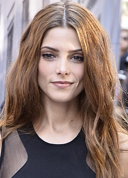 Ashley Greene vuonna 2012.