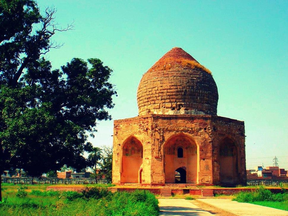 Asif Khan's Mausoleum