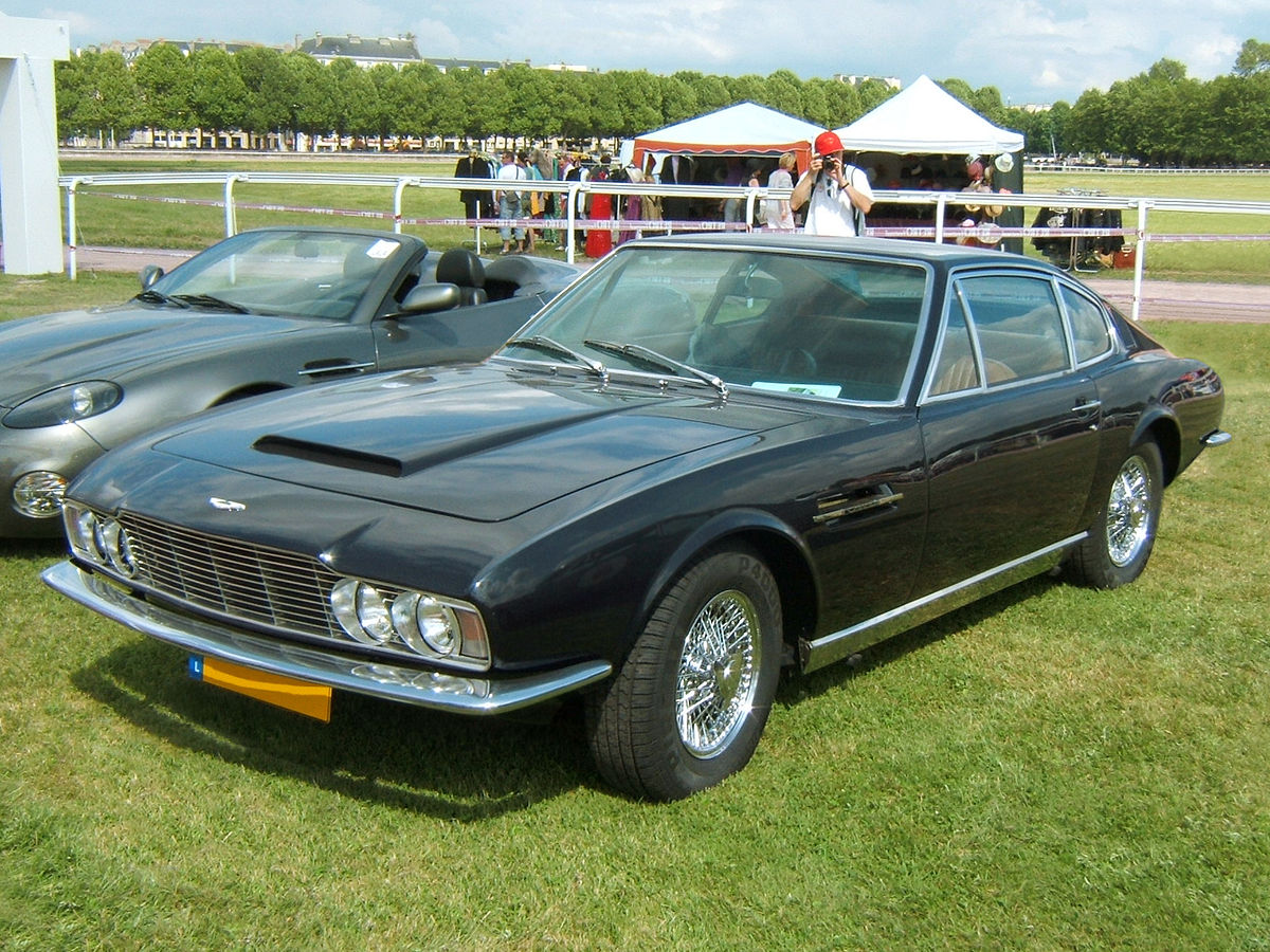 Aston Martin DBS Wikipedia - Aston martin db8 price