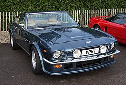 Aston Martin V8 Vantage Saloon (1972–1989)