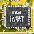 Asus P3C2000 - Intel N82802AB-8657.jpg