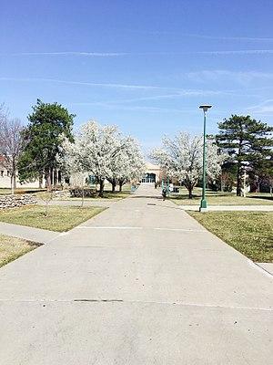 University of Missouri–Kansas City - Atterbury Student Success Center at UMKC