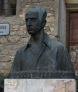 August Cesarec Wikipedija