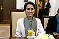 Aung San Suu Kyi Senate of Poland.JPG
