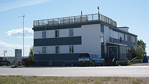 Aurora Research Institute - Aurora Research Institute in Inuvik.