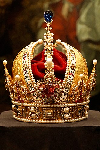 Austrian Crown Jewels - Imperial Crown