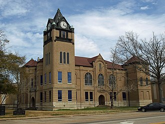 Prattville, Alabama - Image: Autauga County Courthouse March 2010 02