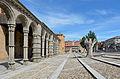 Avila - Iglesia de los Santos Mártires Vicente, Sabina y Cristeta 06.jpg