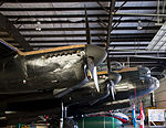 Avro Lancaster FM159 at Bomber Command Museum of Canada Flickr 8048031523.jpg