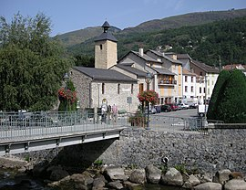 Bridge on the Ariège
