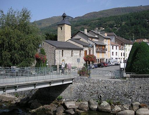 Ax-les-Thermes Passerelle