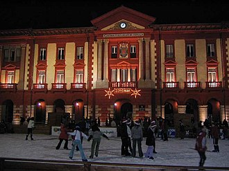 Eibar - Image: Ayuntamiento Eibar