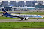 B-16826 - Mandarin Airlines - Embraer ERJ-190AR - CKG (12877788854).jpg