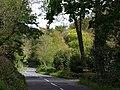 B3212 near Westcott - geograph.org.uk - 1291798.jpg