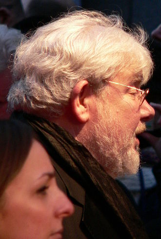 Richard Griffiths - Griffiths at the BAFTA in 2007
