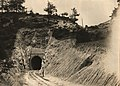 BASA-157K-1-852-3-Septemvri-Dobrinishte narrow gauge line, Tunnel 1929.JPG