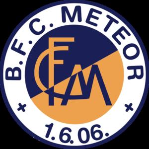BFC Meteor 06 - Historic logo of BFC Meteor