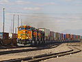 BNSF Eastbound Winslow, Arizona (16304951622).jpg