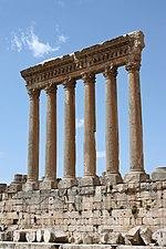 Baalbek - temple of Jupiter.jpg
