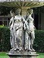Baarn, Villa Pera tuinaanleg detail fontein RM529520 (2).jpg