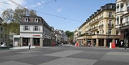Leopoldsplatz in Baden-Baden