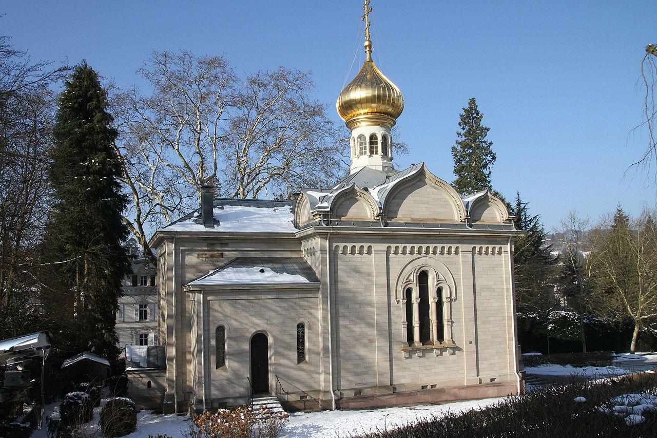 Russische Kirche Baden Baden