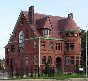 John N. Bagley House - Image: Bagley House Detroit MI