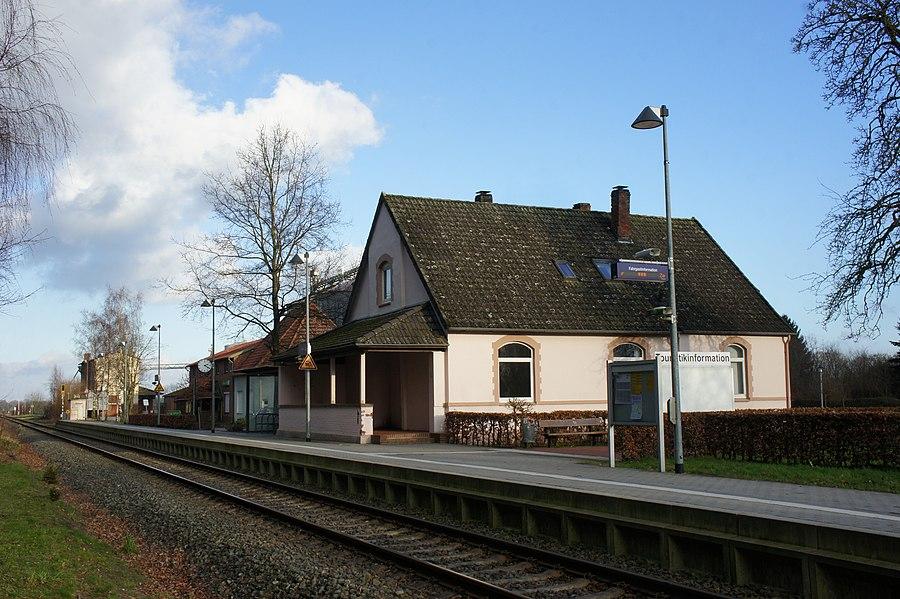 Brettorf station