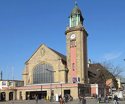 Bahnhof Hagen Hbf 02 Empfangsgebäude