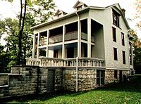 Bailly Homestead back porches Indiana Dunes pre-1990.jpg
