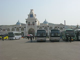 Baishan Prefecture-level city in Jilin, Peoples Republic of China