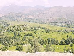 Skyline of Bajaur