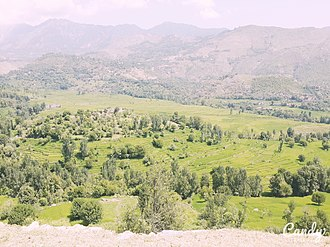 Bajaur District - Image: Bajaur agency
