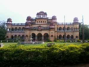 Royal Palace of Balangir -Ex patna state