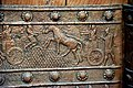 Balawat gate, detail of a bronze strip, British Museum.jpg