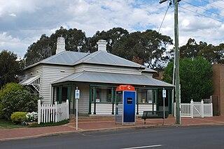 Balmoral, Victoria Town in Victoria, Australia