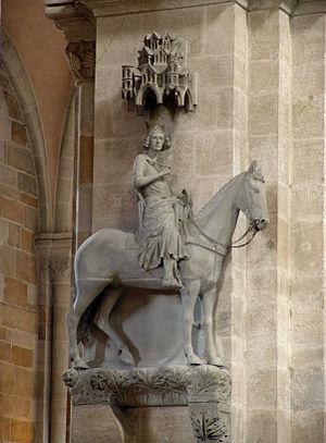 Bamberg Horseman - Bamberger Reiter