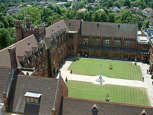 Bancroft's School - Bancroft's School in Woodford Green