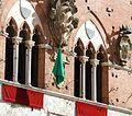 Bandiera verde del palio 16 agosto 2015.jpg