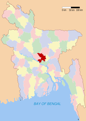 Dhaka (district)
