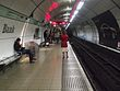Bank station DLR platform 9 look west.JPG