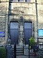 Baptist Church at Elland Upper Edge, Doorway - geograph.org.uk - 1024208.jpg