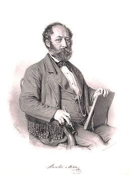 Barabás Miklós portré