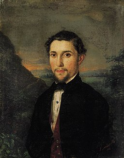 Barabás Portrait of a young Man 1841