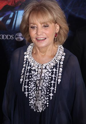 Barbara Walters - Walters in New York City, June 2011